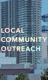 Local Community Outreach
